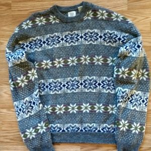 Other - Nordic wool sweater by GAP